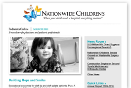 pediatrics ONLINE thumbnail image